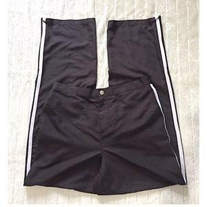 LAUREN RALPH LAUREN Gionavie Striped Track Pants